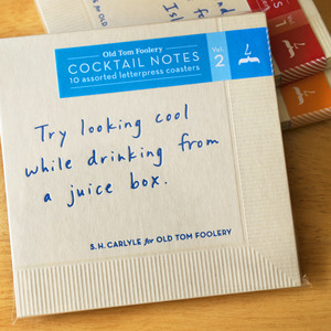 Cocktail Notes