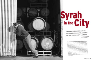 Syrah in the City