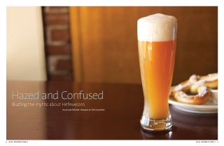 Hefeweizen Facts and Fiction