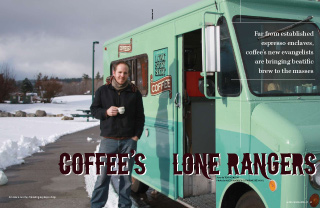 Coffee's Lone Rangers