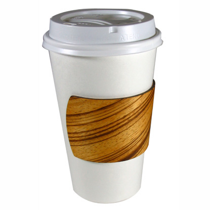 Bentwood Coffee Cup