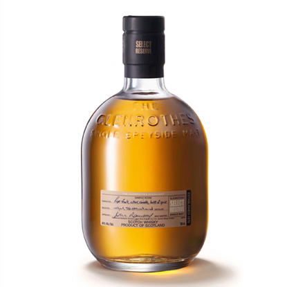 Glenrothes Scotch