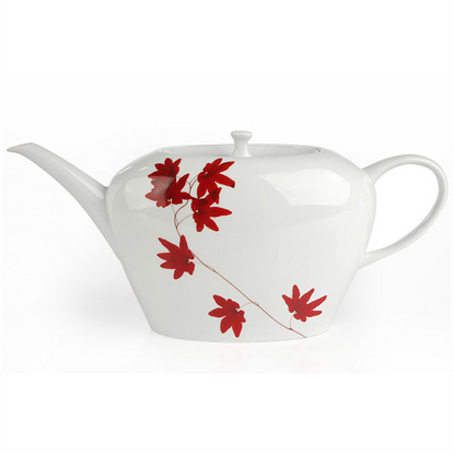 Pure Red Tea Pot