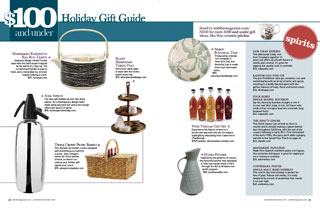 2010 Holiday Gift Guide: $100 and Under