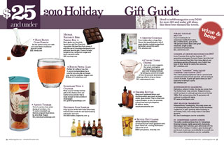 2010 Holiday Gift Guide: $25 and Under