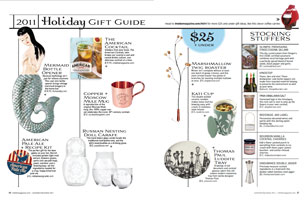2011 Holiday Gift Guide: Stocking Stuffers