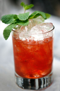 recipe c Campari-Stinger