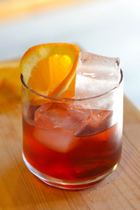 recipe c kingston negroni