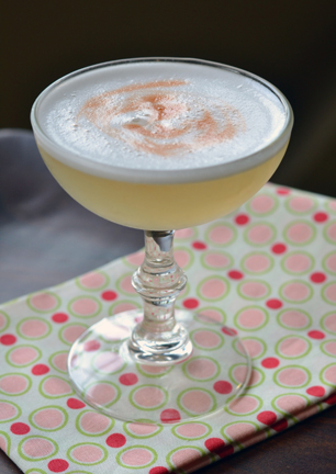 recipe c pisco sour