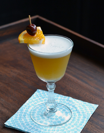 recipe c whiskey sour