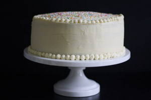 recipe f Brown-Butter-Cake-with-Bourbon-Buttercream-Frosting