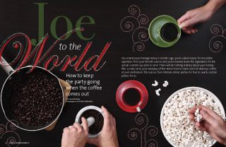 Holiday Coffee: Joe to the World