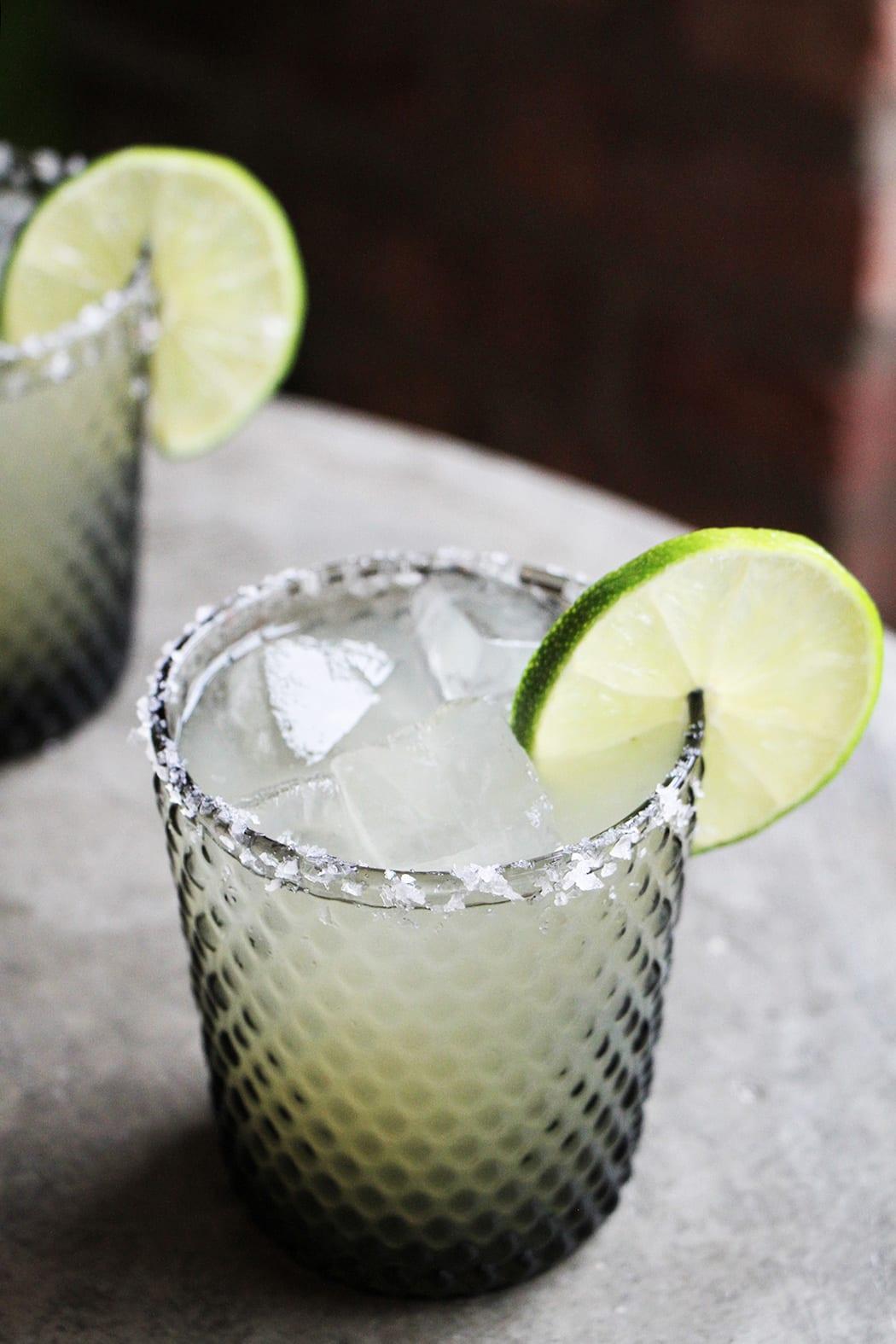 Classic Margarita. | Photo by Emma Janzen.