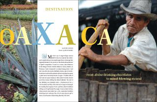 Destination Oaxaca