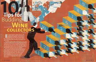 10 Wine Collecting Tips for Budding Wine Collectors