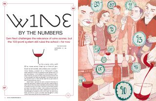 Wine by the Numbers: Wine Ratings