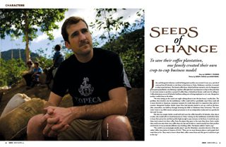 Seeds of Change: John Gaberino