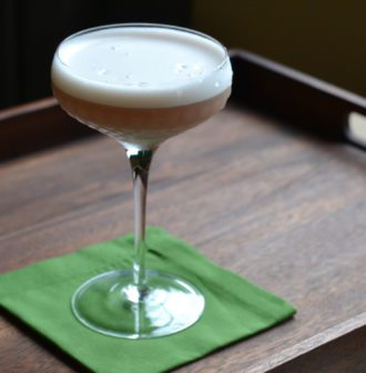 Clover Club Cocktail