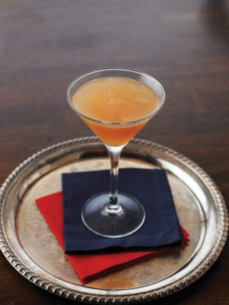 Ward Eight Cocktail