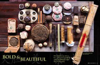 Bold & Beautiful: Pu-erh Teas