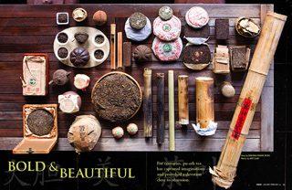 Bold & Beautiful: Pu-erh Teas