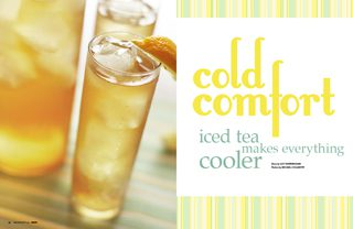 Perfect Iced Tea: Cold Comfort