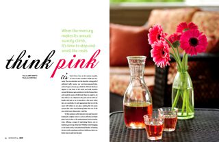 Rosés: Think Pink