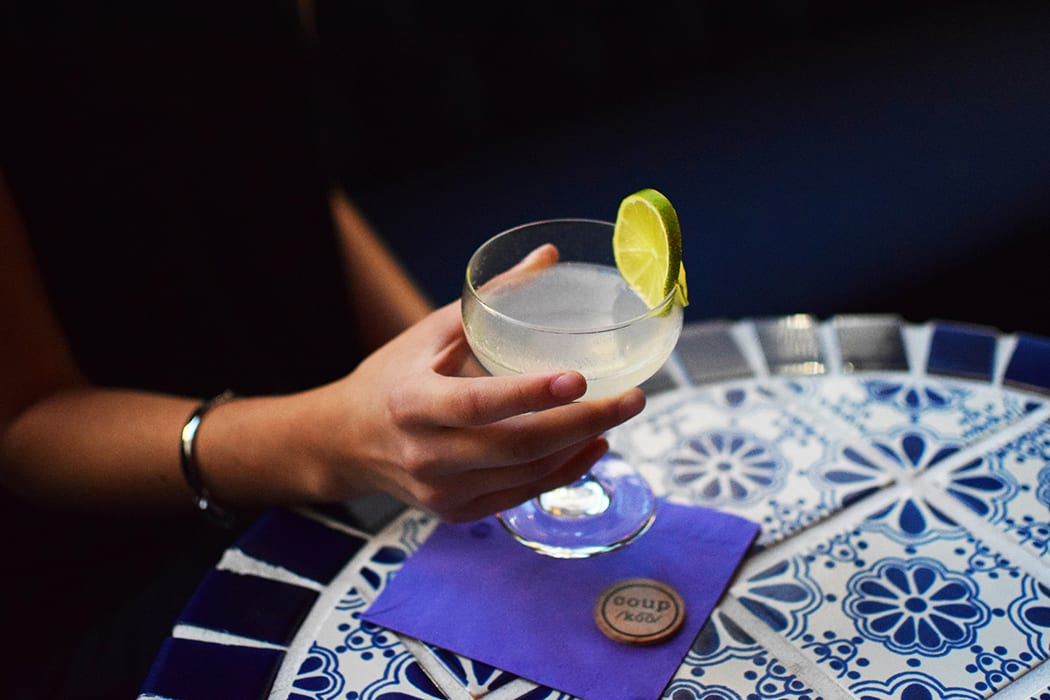Hemingway Daiquiri. | Photo courtesy of Coup, NYC.
