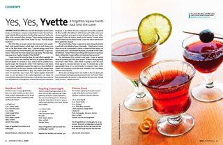 Elements: Crème Yvette
