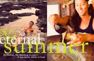 Hawaii's Drink Scene