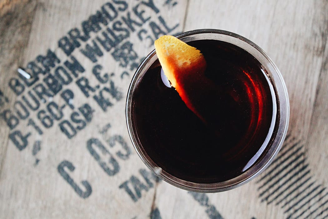 The Boulevardier. | Photo by Emma Janzen.