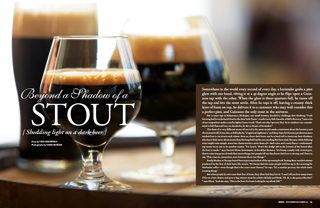 Myth-Busting: Stout Beers