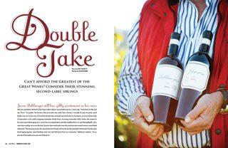 Second Label Wine