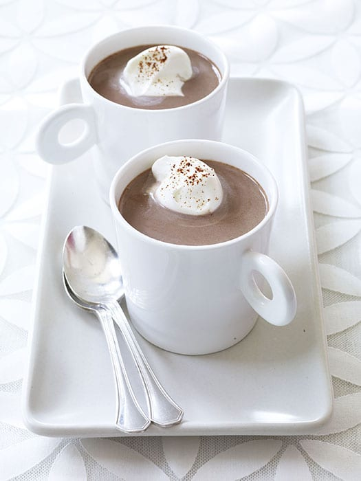 Mexican Hot Chocolate. | Photo by Antonis Achilleos.