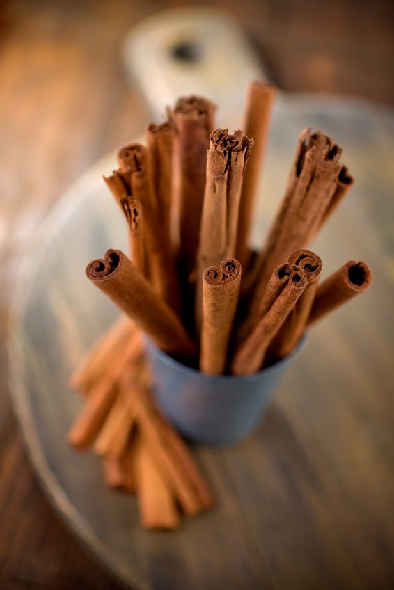 cinnamon cocktails