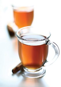 Chai Rum Hot Toddy