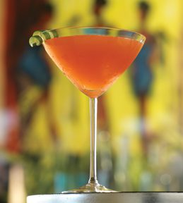 serrano cocktail