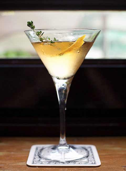 tabard cocktail