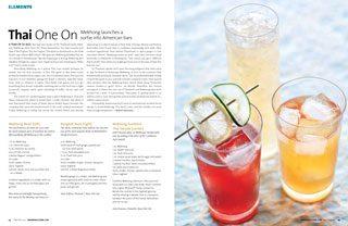 Mekhong Cocktails