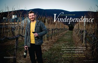 virginia's wine country