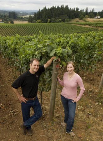 Young Family Winemakers