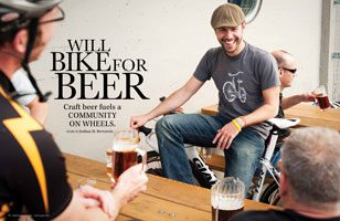 Craft Beer Fuels Bike Culture