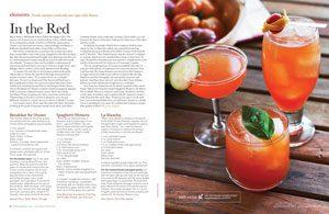 tomato cocktails