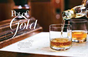 irish whiskey on the rise