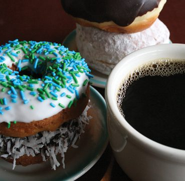 Best Coffee and Doughnuts in America