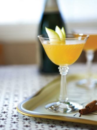 spiced pear punch recipe