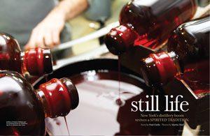new york distilleries