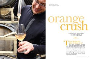 Getting to Know Orange Wine