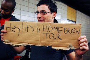 homebrew tour