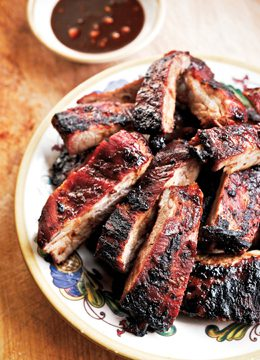 chinese style ribs